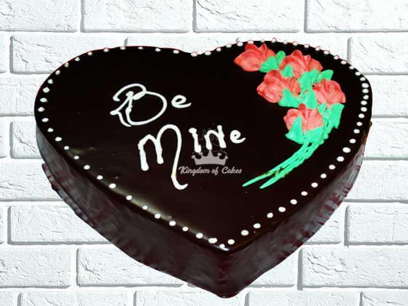 Be mine always