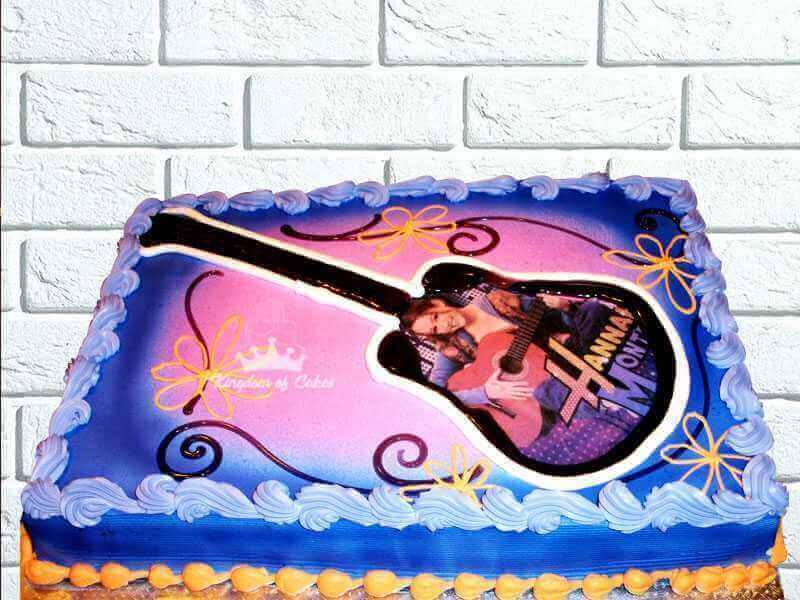 Hannah Montana Guitar