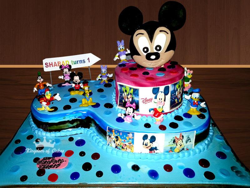 Mickey n frenz