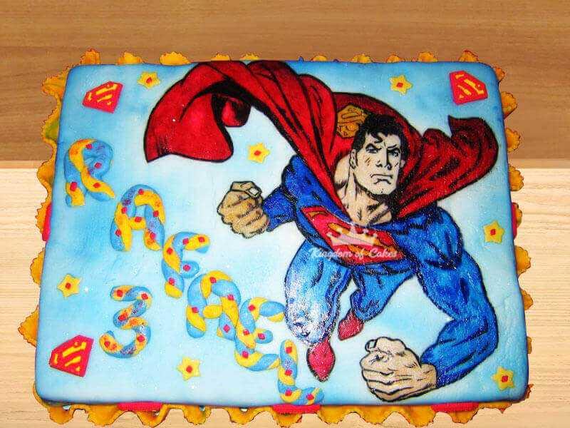 Superman Bounding