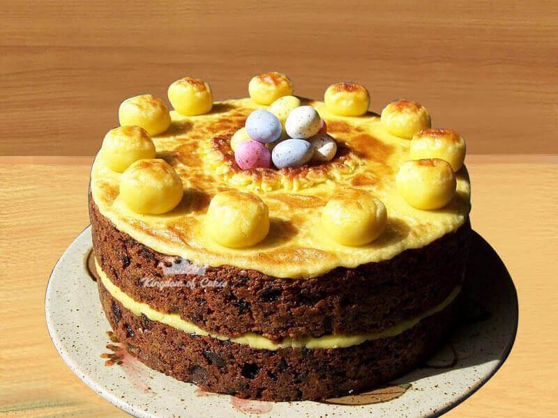The sensational cake